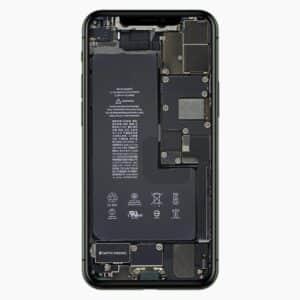 iphone 11 pro max platine reparatur