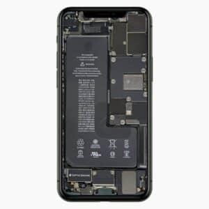 iphone 11 pro platine reparatur