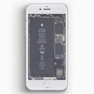 iphone 6s plus platine reparatur