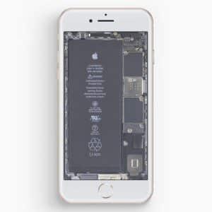iphone 7 plus platine reparatur