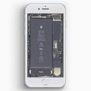 iphone 8 plus platine reparatur