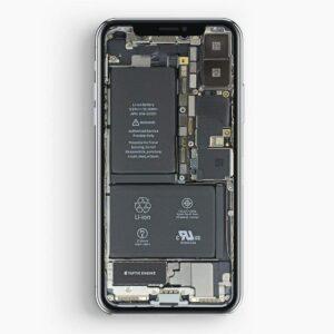 iphone x platine reparatur