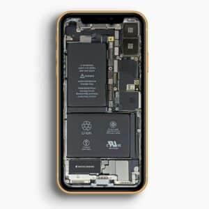 iphone xr platine reparatur