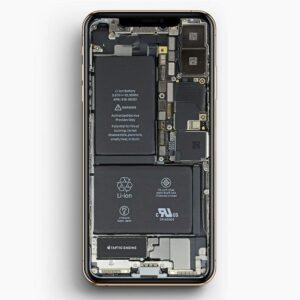 iphone xs max platine reparatur