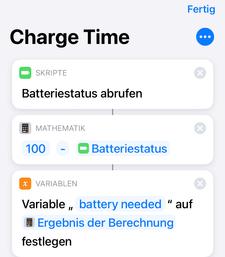 charge time